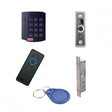 """Sistem electronic pentru ușă de intrare Augusta """"B"""" telecomandă"""