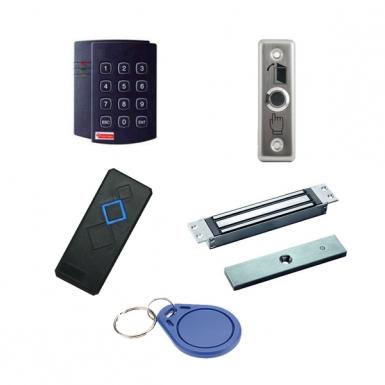 """Sistem electronic pentru ușă de intrare Augusta """"M"""" telecomandă"""
