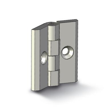 Ușa cu balamale F6
